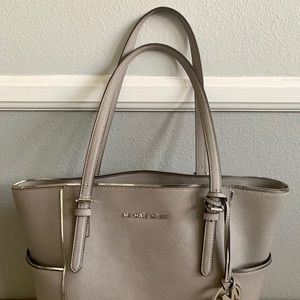 Light Grey MK Purse